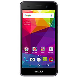 BLU Dash M2 Cell Phone Gray