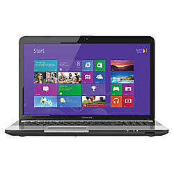 "Toshiba Satellite® L875D-S7332 Laptop Computer With 17.3"" Screen & Next Gen AMD A6 Accelerated Processor"