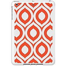 OTM Classic Prints White iPad Shell