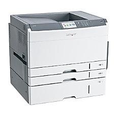 Lexmark C925DTE Color Laser LED Printer