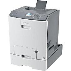Lexmark C746DTN Color Laser Printer