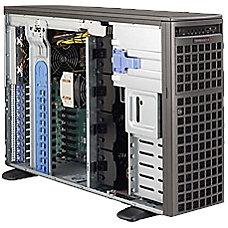 Supermicro SuperWorkstation 7047R TXRF Barebone System