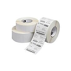 Zebra Label Polyester 2 x 4in