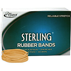 Alliance Sterling Rubber Bands 33 Size