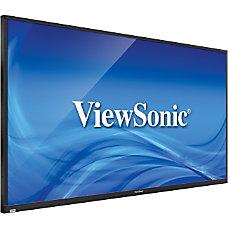 Viewsonic CDE6500 L 65 Professional grade