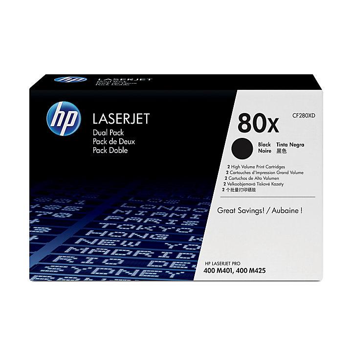 HP CF280X-2PK
