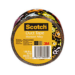 Scotch Colored Duct Tape 1 78