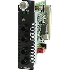 Perle C 1000MM S2ST120 Media Converter