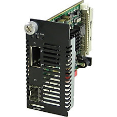 Perle CM 10G XTSH Media Converter
