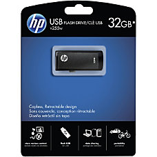 HP 32GB v255w USB Flash Drive