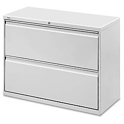 Lorell HL8000 Series 2 Drawer Lateral