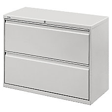 Lorell Lateral File 2 Drawers 28