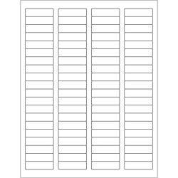 Office Depot Brand InkjetLaser Labels Rectangular