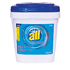 all Laundry Detergent Powder 19 Lb