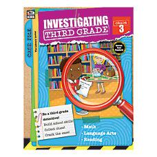 Thinking Kids Investigating Third Grade Grade