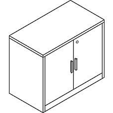 HON 10500 Series Storage Cabinet 29