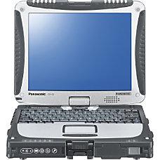 Panasonic Toughbook 19 CF 195DCAALM Tablet