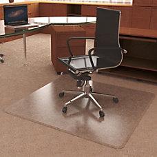 deflecto UltraMat High Pile FreeClear Chairmat