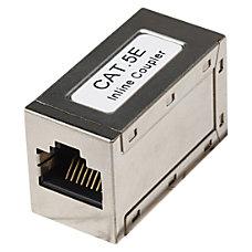 Intellinet Cat5e FTP Modular Inline Coupler