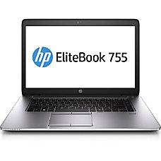 HP EliteBook 755 G2 156 Notebook