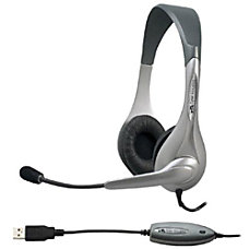 Cyber Acoustics AC 850 VoIP Headset
