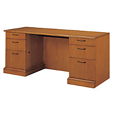 DMI Belmont Collection Kneespace Credenza 30