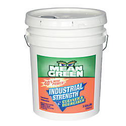Mean Green Industrial Strength Cleaner And