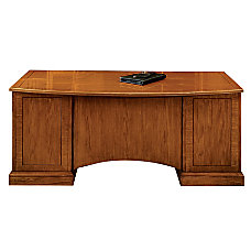 DMI Belmont Executive Desk With Radius