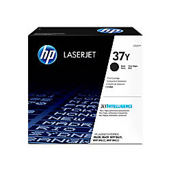 HP LaserJet Black Toner Cartridge Extra