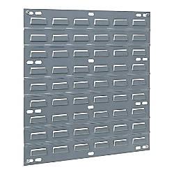 Akro Mils Wall Mountable Louvered Panel