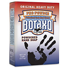 Dial BORAXO Powdered Hand Soap 5