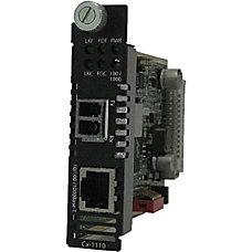 Perle C 1110 S2LC120 Media Converter