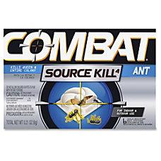 Combat Ant Bait Insectiside Kills Ants
