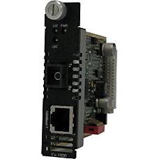 Perle CM 1000 S1SC120D Gigabit Ethernet