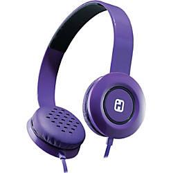 iHome iB35 Headphone Purple