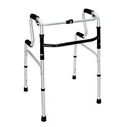 HealthSmart Sit To Stand Adjustable Aluminum