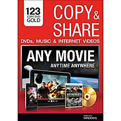 123 Copy DVD Gold Download Version