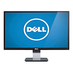 "Dell™ S2240M 21.5"" Widescreen LED-Backlit Monitor, Black"