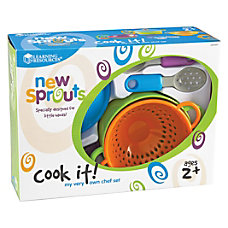 New Sprouts Cook It Play Chef