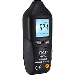 PyleHome PMD74 Microwave Leakage Detector