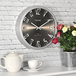 FirsTime Steel Dimension Wall Clock 10