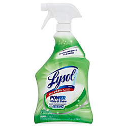 Lysol All Purpose Cleaner With Bleach