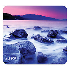 Allsop Naturesmart Mouse Pad 8 Rocks