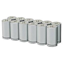SKILCRAFT Alkaline D Batteries Pack Of