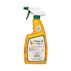 Citrus II Germicidal Cleaner 22 Oz
