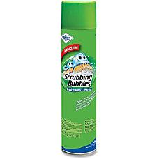 Scrubbing Bubbles Bathroom Cleaner Aerosol Aerosol