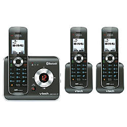 Vtech DS6421 3 Cordless Phone DECT by fice Depot & ficeMax
