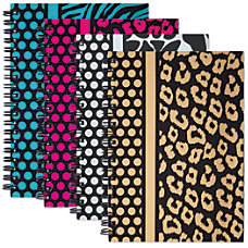 Office Depot Brand Fashion Notebook Animal