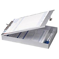 OIC Aluminum Storage Form Holder 8