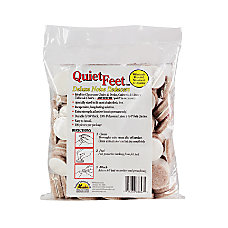 Quiet Feet Self Adhesive Noise Reducers